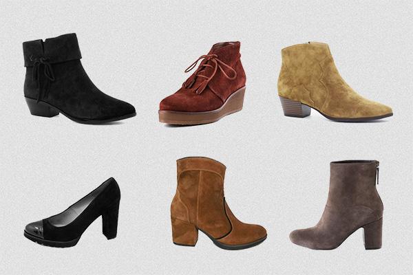 Zapatos de ante. Why not?