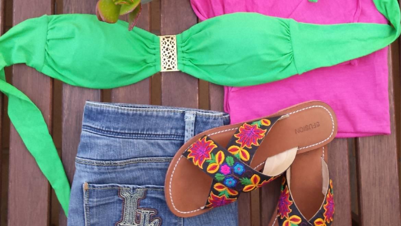 El calzado de tus vacaciones
