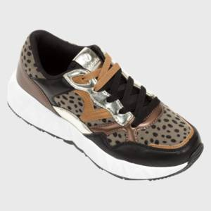 Arista deportivas animal print 3