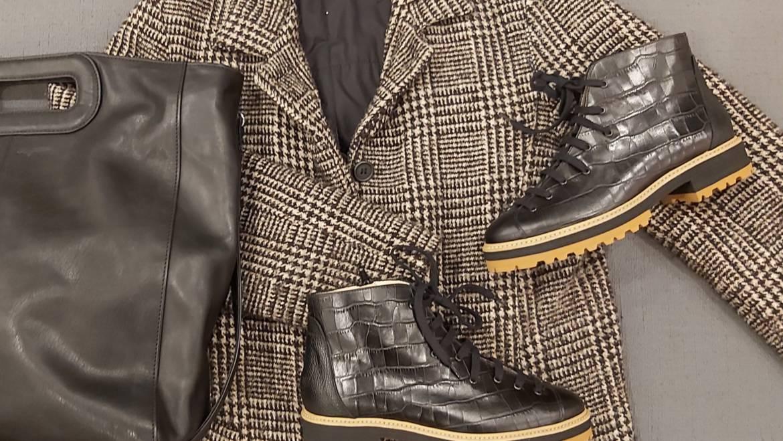 Zapatos y botines para la oficina