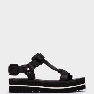 Sandalia deportiva veneto negro 1