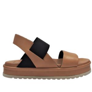 Sandalia deportiva nude con elástico 1